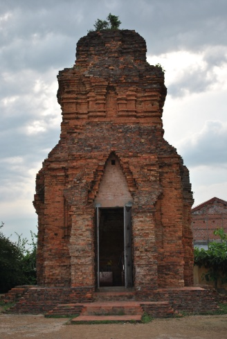 Champa ruins in Phan Thiet