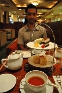 Afternoon tea break