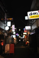 The micro-bars of Golden Gai